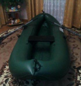 Лодка ПВХ 1,5 местная
