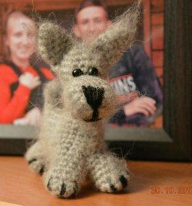 Продам собачку-сувенир или собачку-игрушку:)