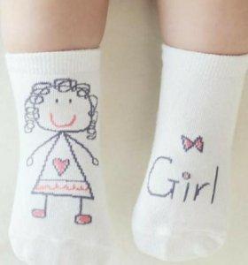 Носочки для принцессы