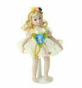 Новая коллекционная кукла 17 см