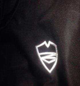 Очень теплая куртка Питерский щит