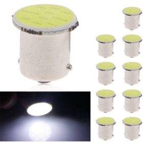 Лампочки светодиодные цокальная Р21
