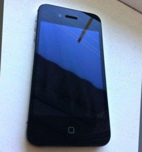 Айфон 4S черный и белый