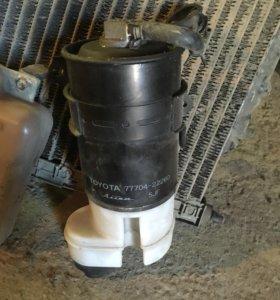 Радиатор тойота креста , радиатор на кондиционер