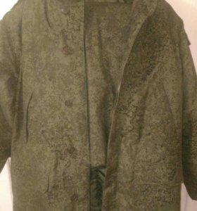 (Зимняя) куртка и штаны теплые новые