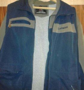 Куртка осень-весна Lasman(2в 1)