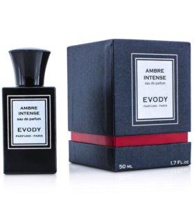 Evody Ambre Inttense edp 50ml(Оригинал)