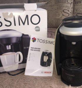 Капсульная кофемашина Bosch Tassimo