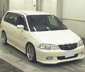 Распил в разбор Honda Odyssey RA6