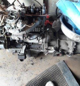 двигатель  москвич 2141
