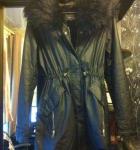 Куртки - парка, утеплённые, ветровка нов и мал б/у