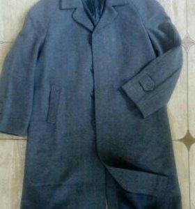 Мужское классическое пальто, 50 размер