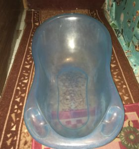 Детская ванночка