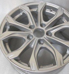 Новые Rial W10 R16 jetta mercedes Audi skoda vag