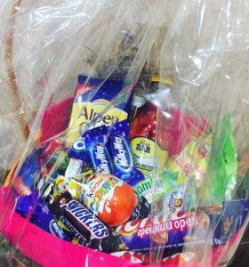 Шары,коробочки со сладостями 🎁🎉