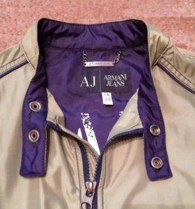 Ветровка Armani Jeans