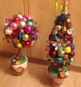 Эксклюзивные новогодние елки