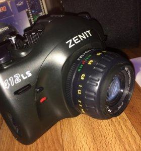 Фотоапарат Zenit