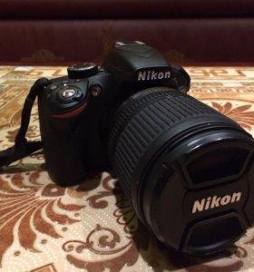 Фотоаппарат Nikon D3200