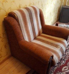 Два кресла в отличном состоянии