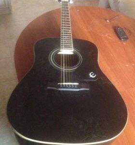Гитара Epiphone акустическая