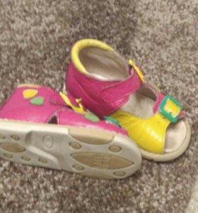 Детские сандали орто