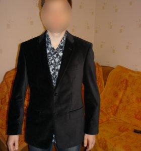 Пиджак велюровый Corleone Италия