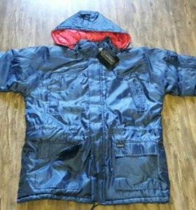 Новая куртка Аляска