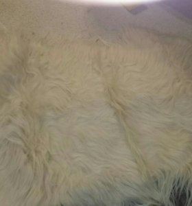 Шкура овечья натуральная