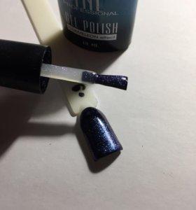 для ногтей,гель лак,термо,шеллак,металлик,блестки