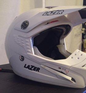 Шлем мотокросс Lazer