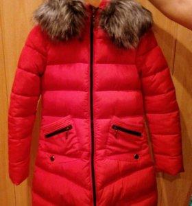 Куртка зимняя,женская.