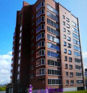 Квартира, 3 комнаты, 104.5 м²