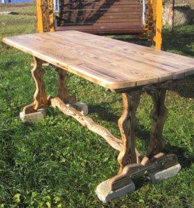 столы кресла лавки