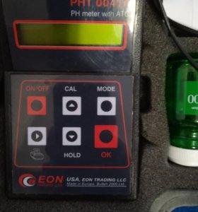 РН метр PHT-004 TA для определения кислотности мол