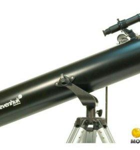 Телескоп новый 🔭 Levenhuk Skyline 76*700 AZ Refle