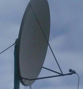 Спутниковая антена SUPRAL СТВ-1,4