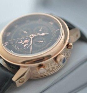 Часы Patek Philippe Sky Moon Gold Black