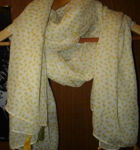 Палантин (легкий шарф)