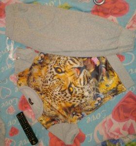 Костюм и шорты