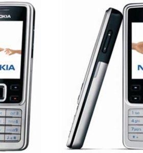 Запчасти на Nokia 6300