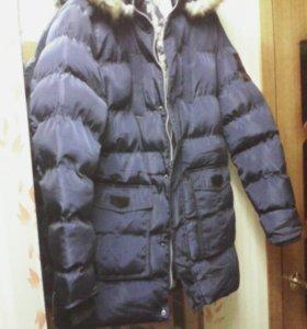 Куртка-пуховик рост