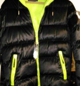 Мужская теплая,новая курточка...