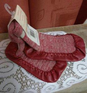 Домашняя обувь для ребёнка, 23-26.