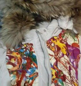 Пальто Bilemi очень теплое