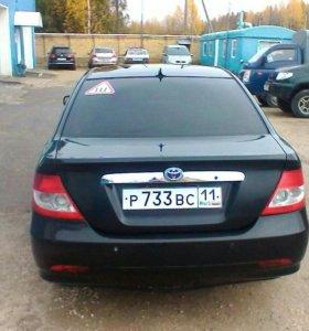 Продам автомобиль BYD F3