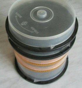 Коробки для дисков.