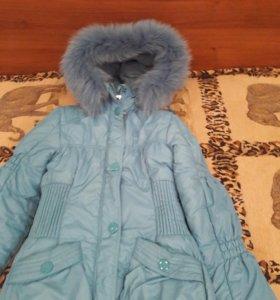 Пальто зимнее рост 152-158