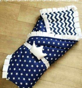 Одеяло на выписку