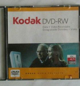 Диски CD-R, DVD-R, CD-RW, DVD-RW
